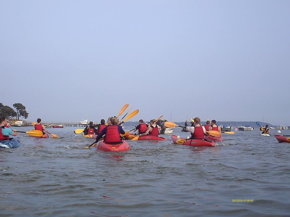 Harbour Challenge Discount: 10% off Kayaking