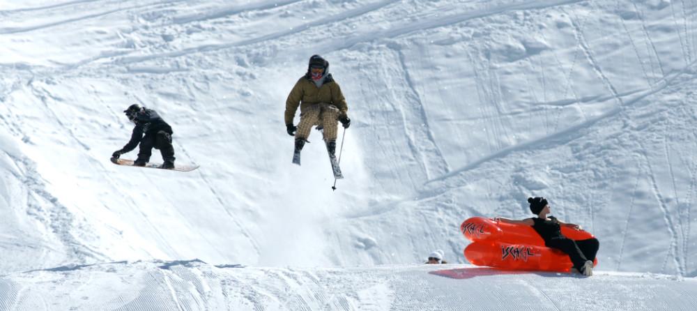 Review Ischgl opening weekend a November snowboarding holiday ©TVB Paznaun-Ischgl