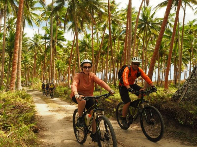 10% off Cycling in Fiji Islands Courtesy of Escape Adventures
