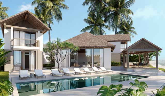 Palm Breeze Villa Discount: 40% off Windsurfing