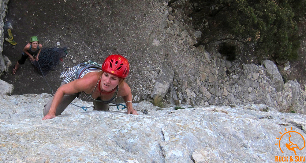 Costa Blanca climbing holiday image by Rock & Sun