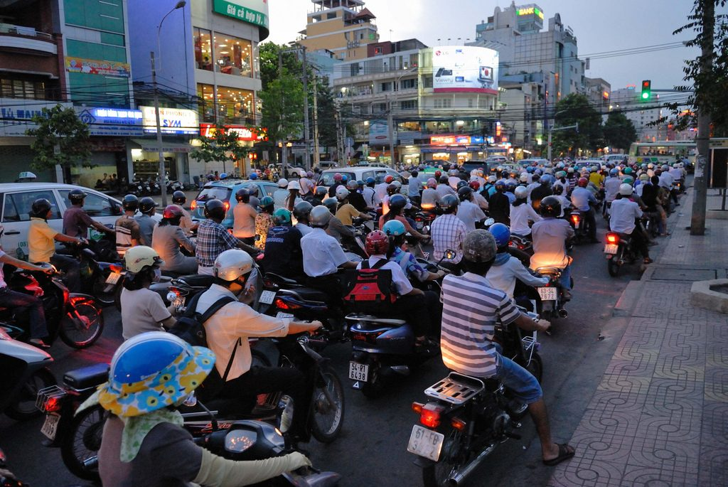 10 tips for a Vietnam overland motorcycle adventure Flickr image by Padmanaba01