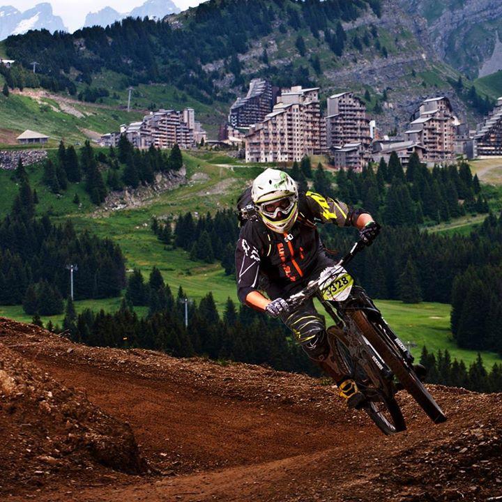 Review of Avoriaz mountain biking holiday © Avoriaz MTB