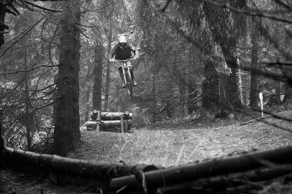 Portes Du Soleil mountain biking in France © Keno Derleyn - Avoriaz MTB