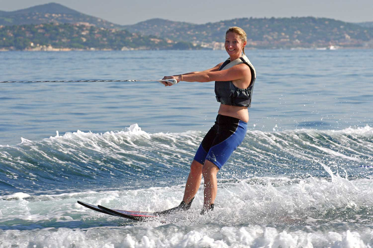 Adventure St Tropez Discount: 5% off Water Skiing