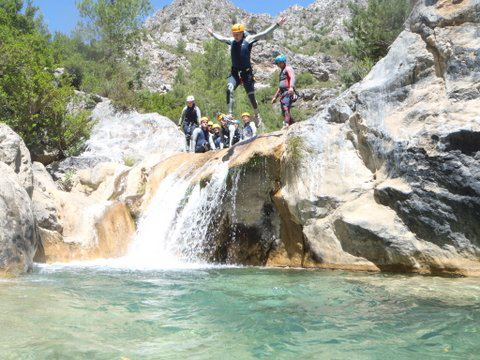 Totally Sorted Sports SL Discount: 10% off Canyoning