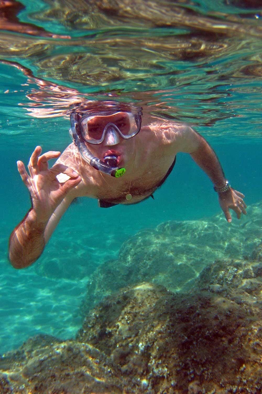 Adventure St Tropez Discount: 5% off Snorkelling
