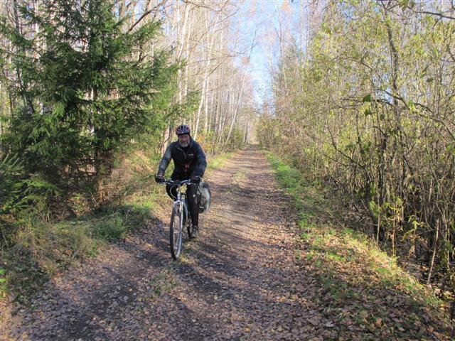 Russian Cycle Touring Club Discount: 10% off Cycling