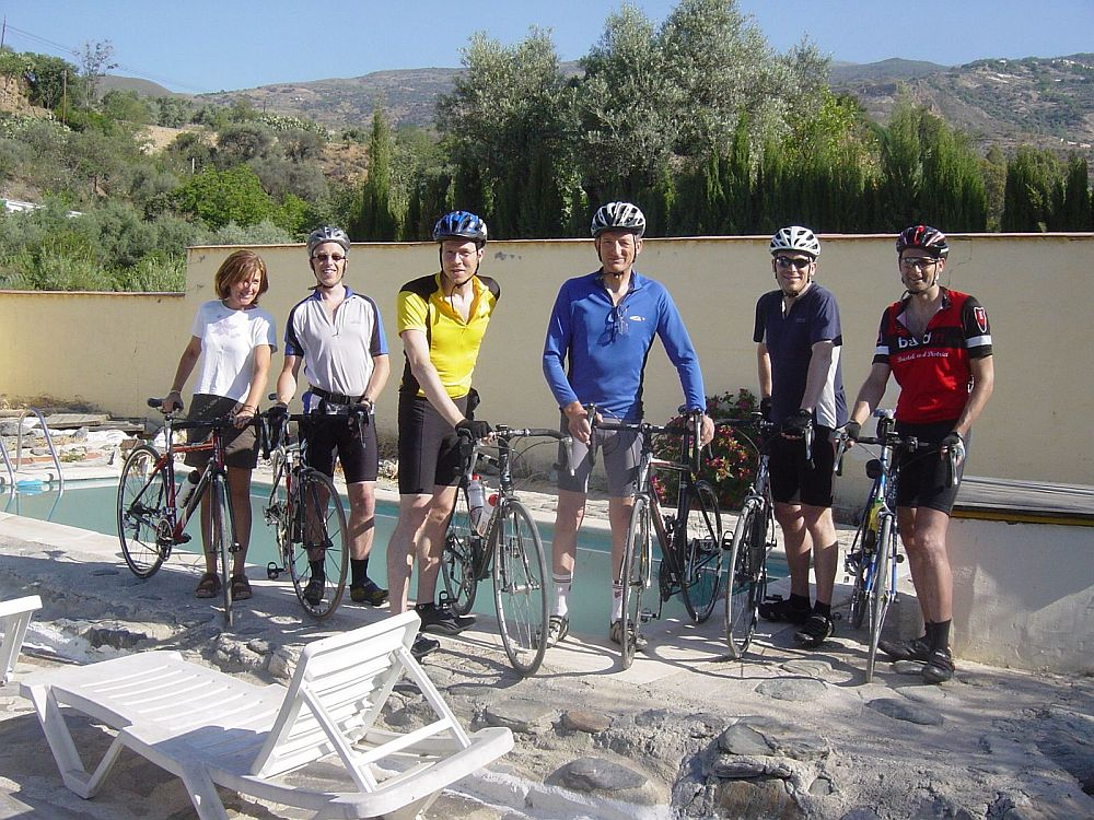 10% off Cycling (Mainly Road) Courtesy of Biking Andalucia