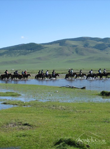 Off The Map Tours Discount: 10% off Mongolia horse riding holiday