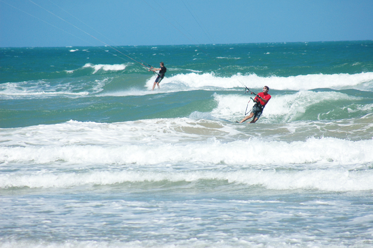 Beach House Taiba Discount: 10% off Kitesurfing