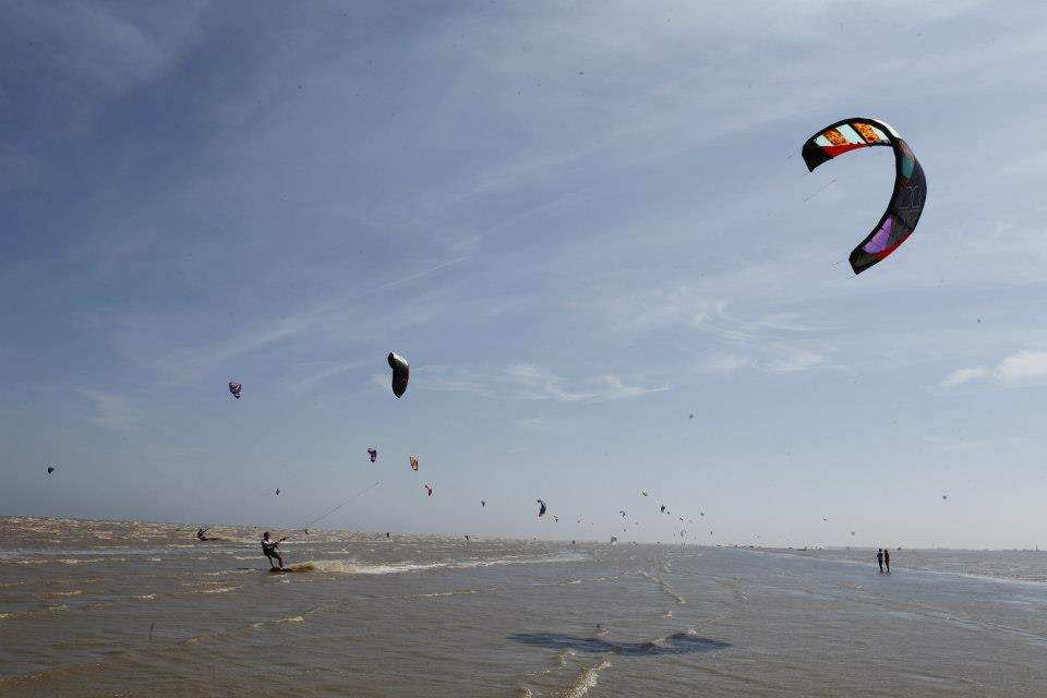 Camber Kitesurfing Discount: 10% off Kiteboarding