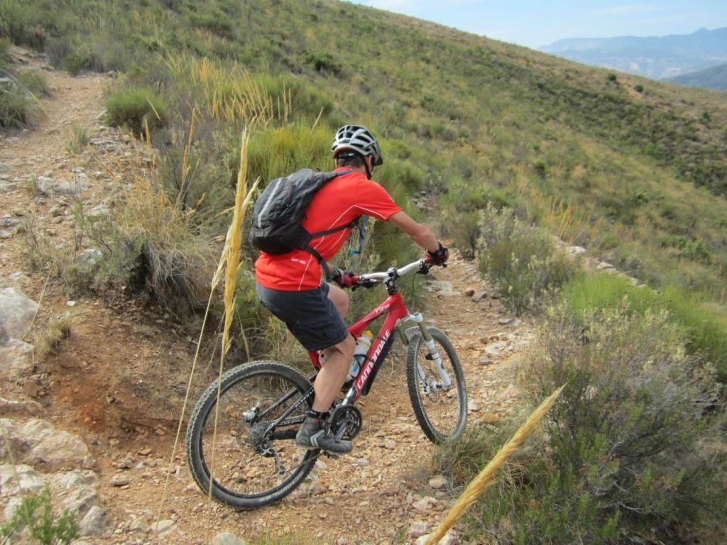 10% off Mountain Biking Courtesy of Biking Andalucia