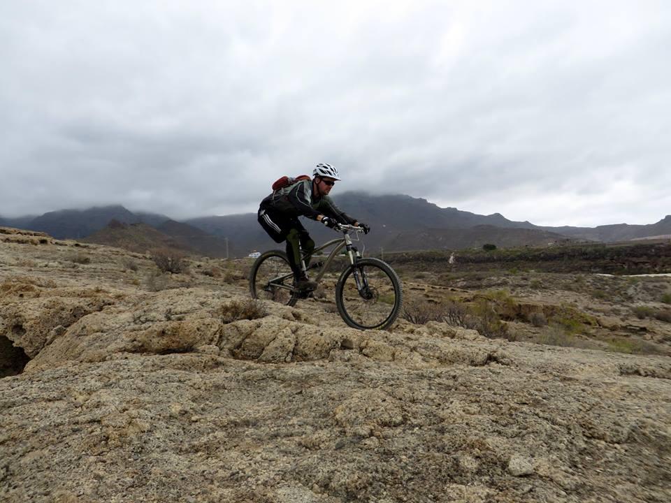 Lavatrax Tenerife MTB Discount: 10% off Mountain Biking