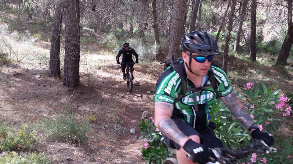 10% off Mountain Biking Courtesy of Sierra Cycling Holidays