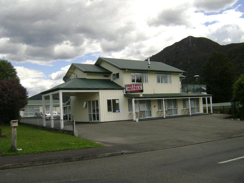 Mataki Motel Discount: 10% off Multi Activity