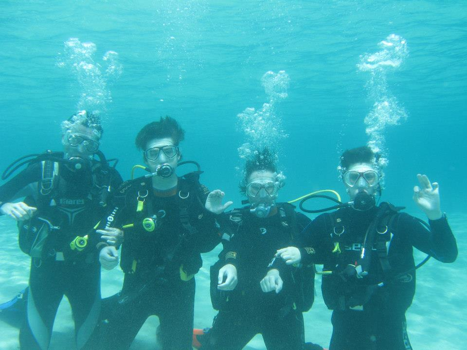Cyprus Diving Adventures Discount: 10% off Scuba Diving