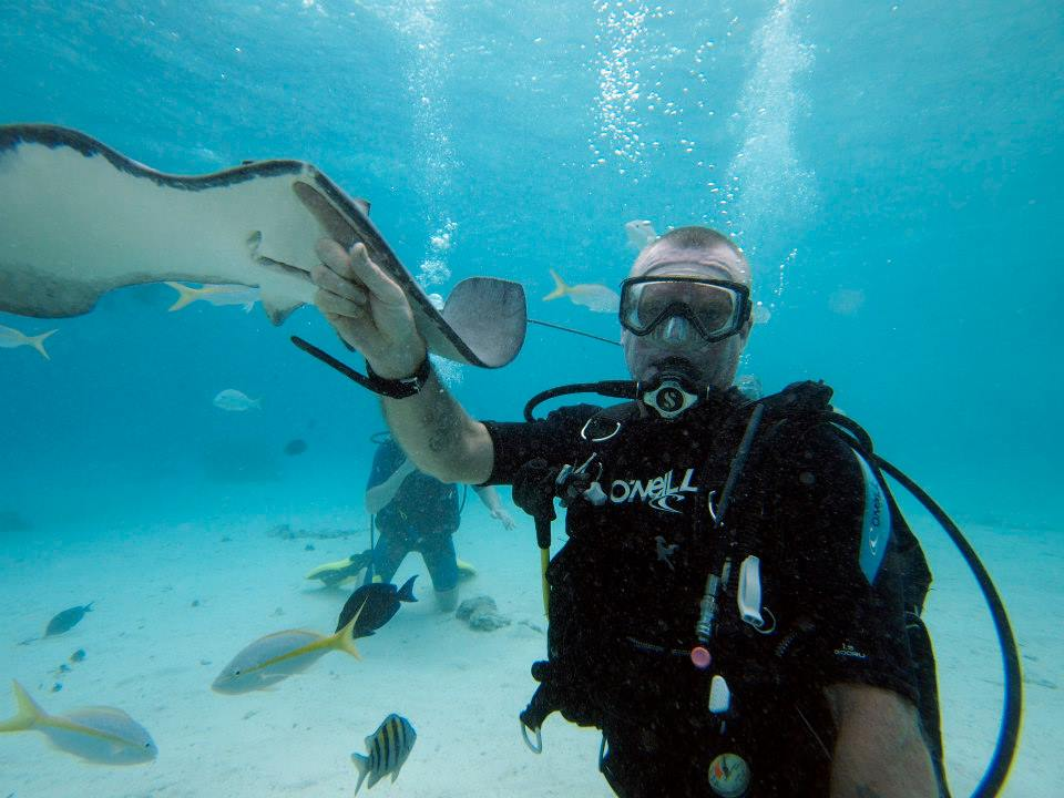 Eden Rock Diving Center Discount: 10% off Scuba Diving