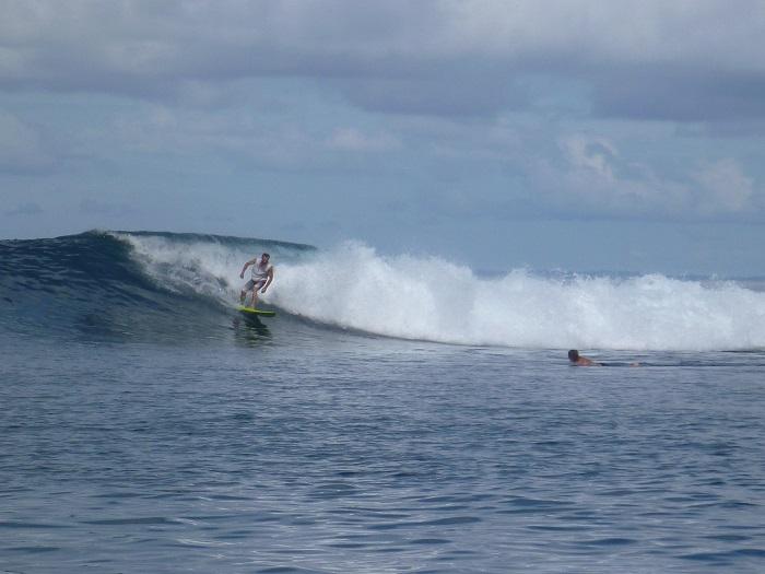 Surf Camp Siberut Discount: 10% off Surfing