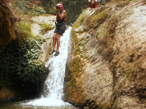 Adrenaline Rush Nepal Discount: 12% off Canyoning