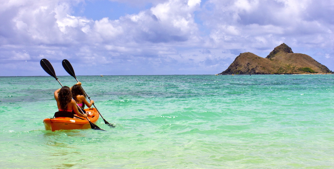 Endless Adventures Hawaii discount: 15% off kayaking day trips