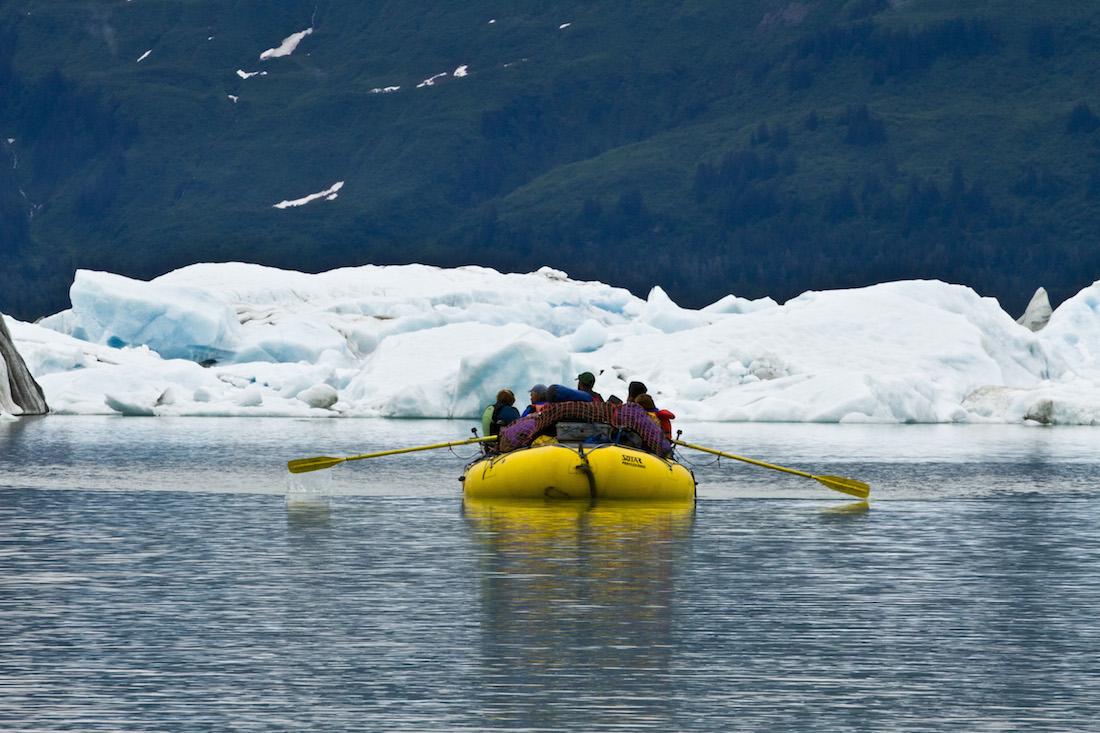Canadian Rafting Adventures Discount: 10% off Rafting Tatshenshini River