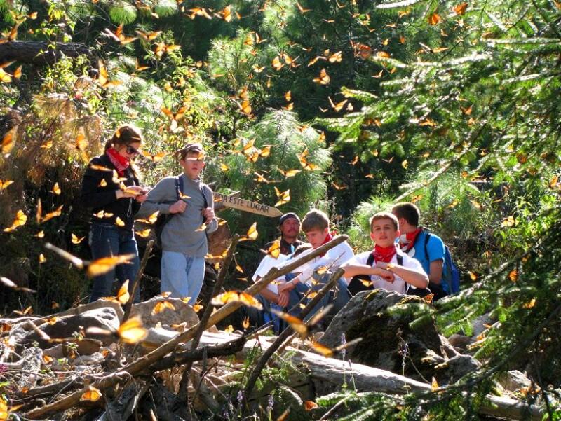 Ecoaventura Maya discount: 15% off hiking