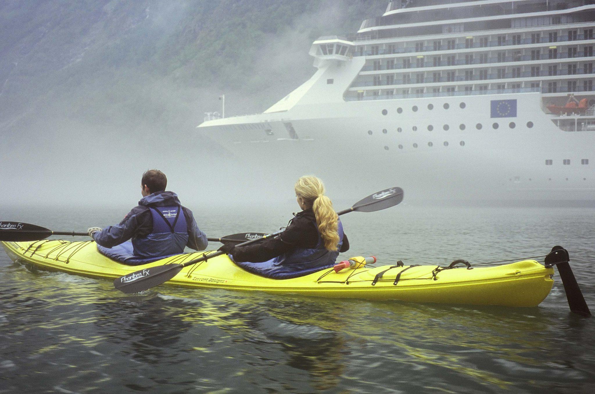 Coastal Odyssey Discount: 20% off Kayaking