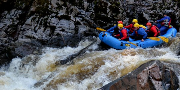 20% off Rafting Courtesy of ACE Adventure