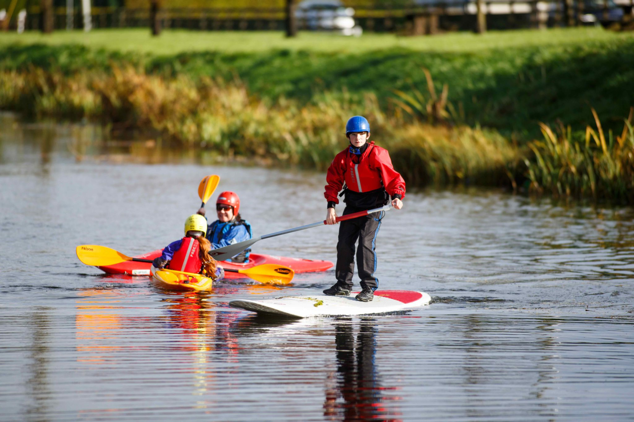 Grand Canal Adventures Discount: 29% off SUP