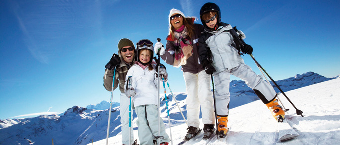 Travel Action Discount: 5% off Skiing