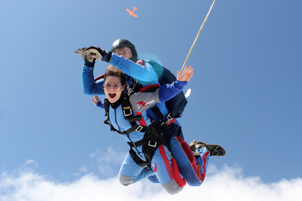 5% off Skydiving Courtesy of Sky Service