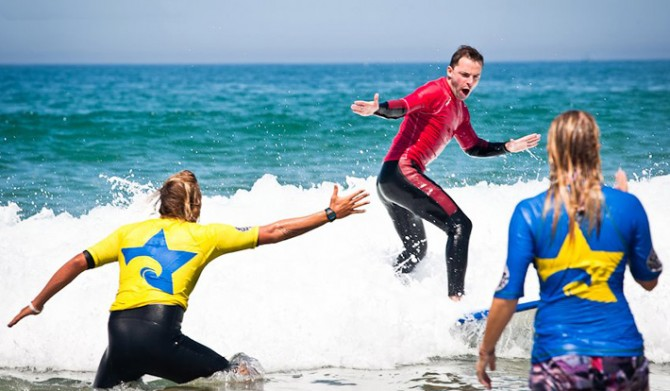 Travel Action Discount: 5% off Surfing