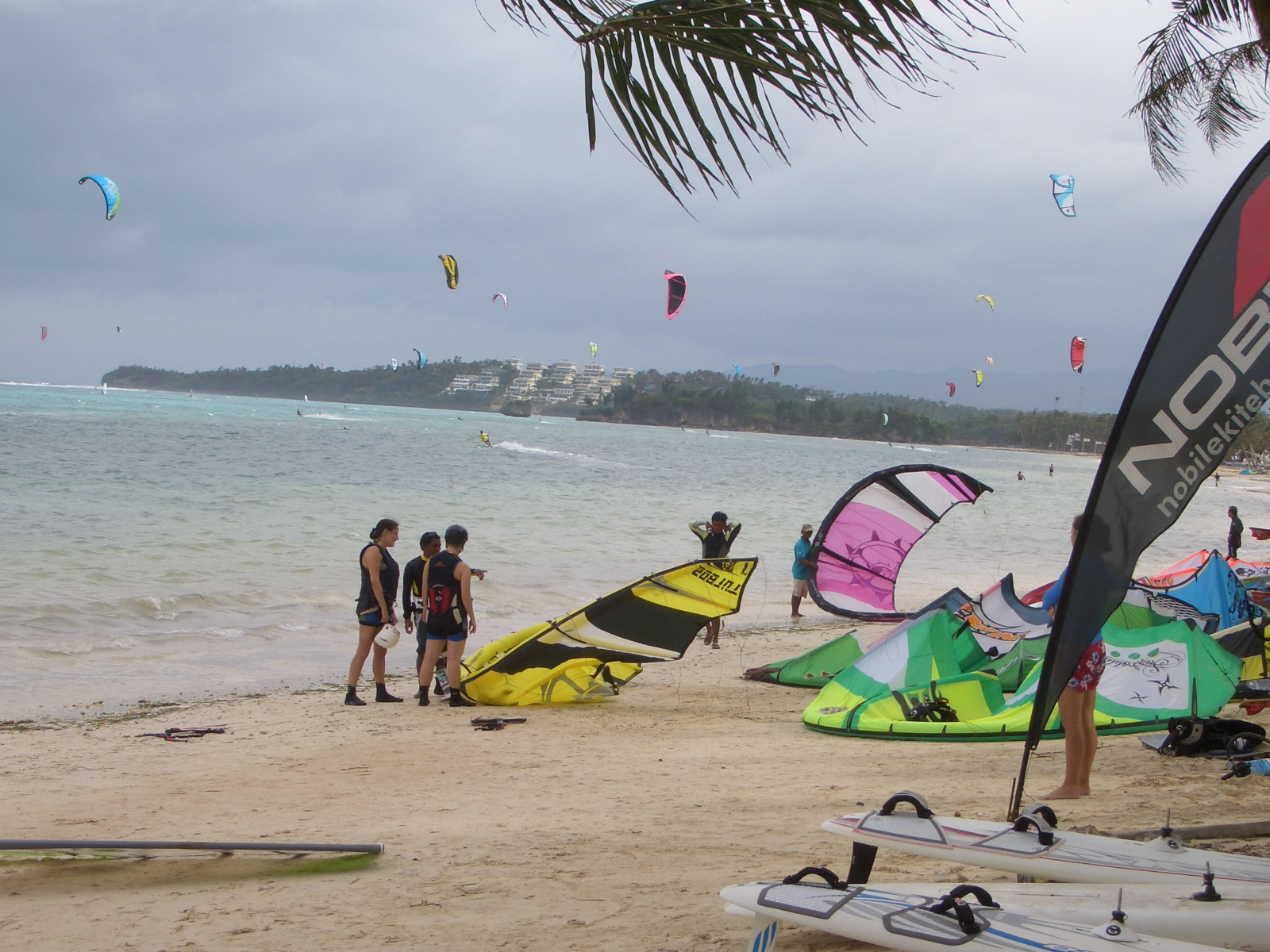 Palm Breeze Villa Discount: 40% off Kiteboarding