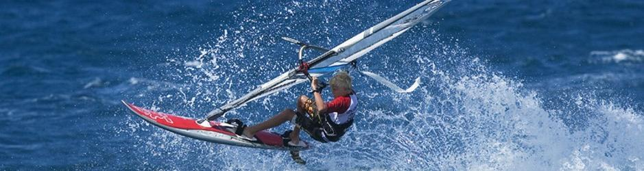 Travel Action Discount: 5% off windsurfing