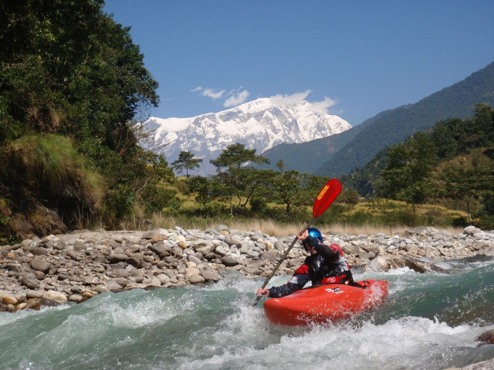 GRG's Adventure Kayaking discount: 10% off kayaking in Nepal