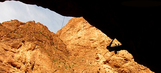Rock and Sundiscount - Todra Gorge Morocco