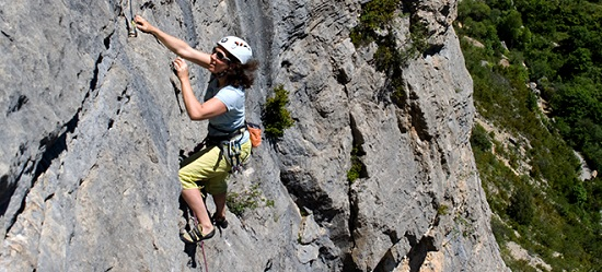 Rock & Sun discount: 5% off rock climbing holidays worldwide