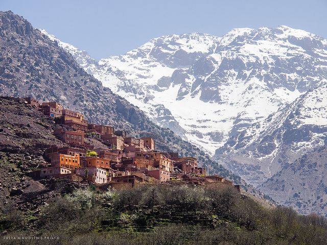 Tips for planning first trekking holidays and 7 best beginner treks Mount Toubkal Atlas mountain morocco Flickr image by Julia Maudlin