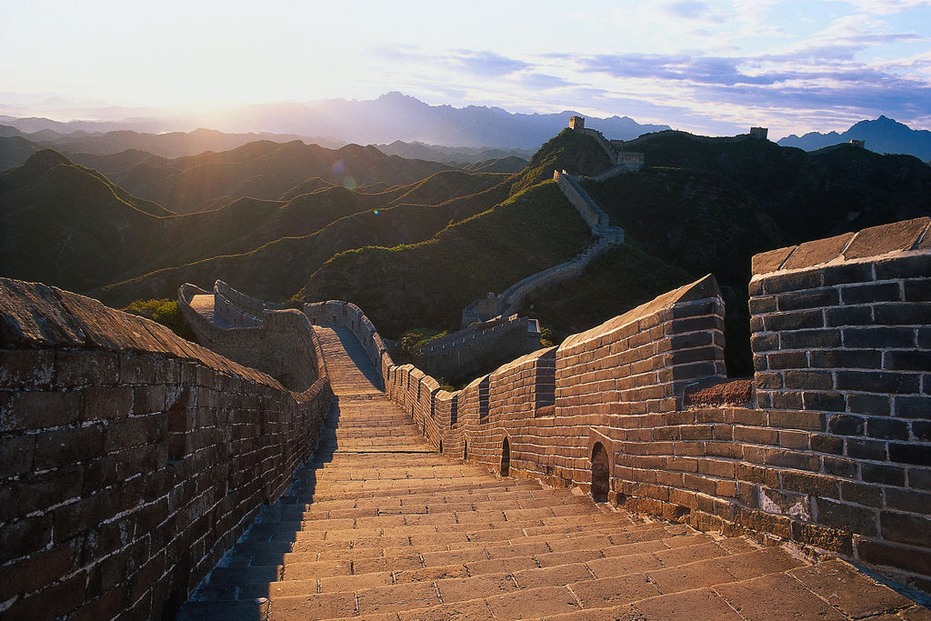 Most Iconic treks of Asia - Great wall of China Flickr image by Bernard Goldbach