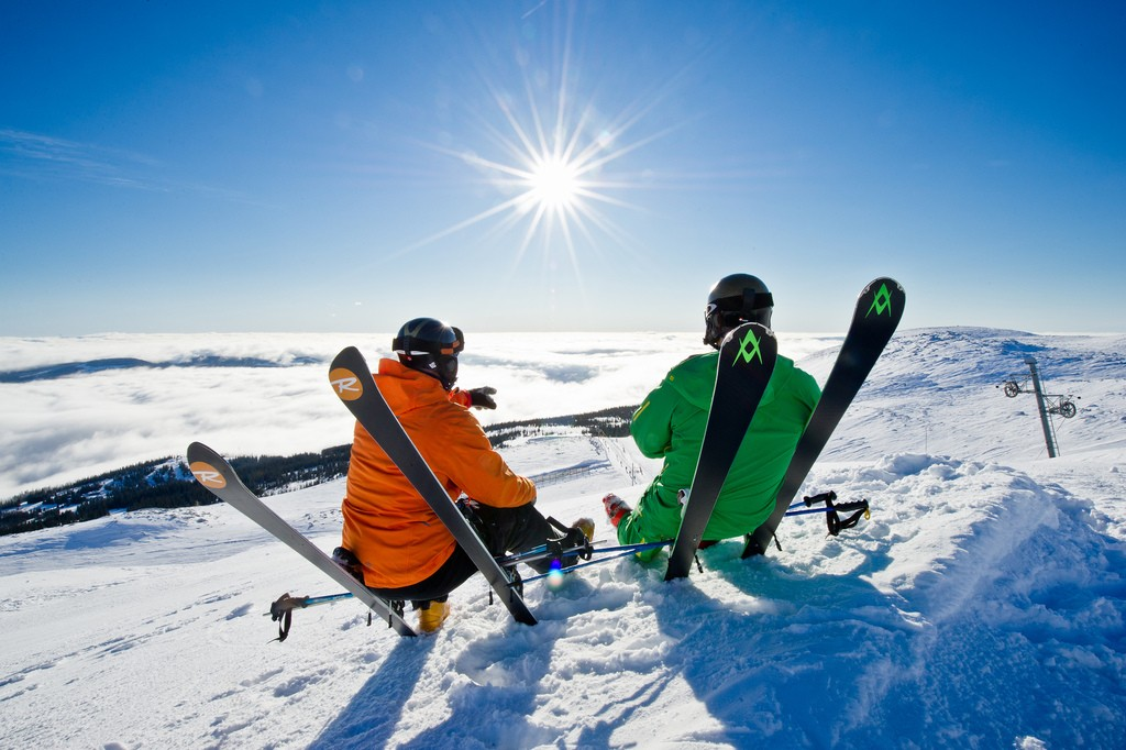 Top 10 reasons to book all inclusive ski holidays