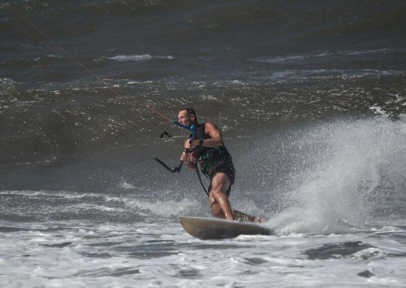 Casa Agua Vela Hostal discount: 10% off kitesurfing in Colombia