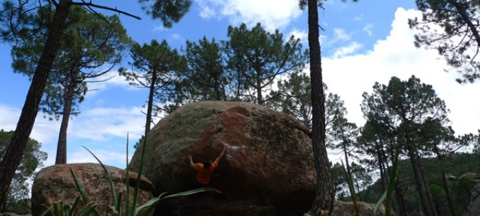 Rock and Sun discount bouldering weekend in spain