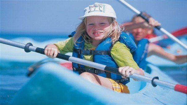 Mark Warner discount 5 off kayaking holidays