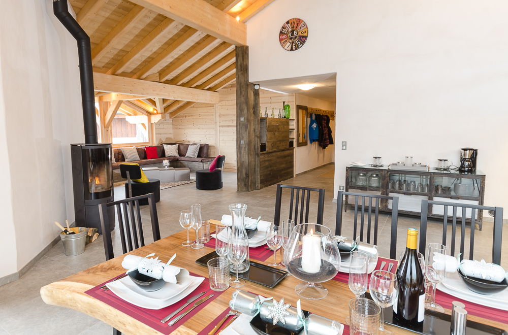 Whitebeam Chalets discount: 10% off skiing holidays in Paradiski