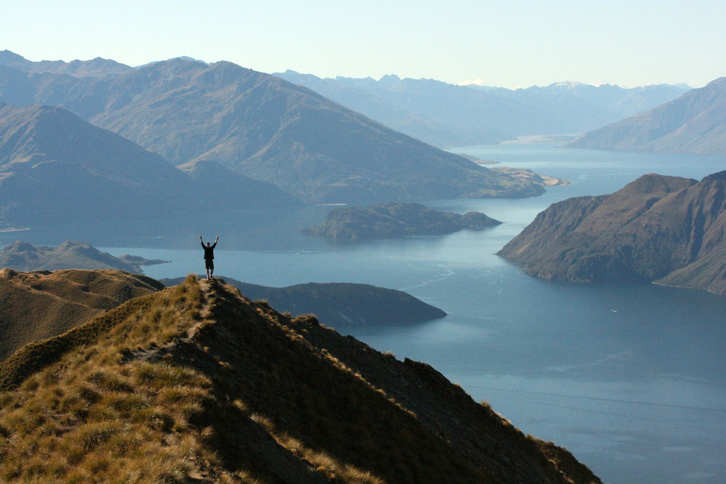 Adventure Travel Safety on New Zealand trekking holidays flickr image by Tom