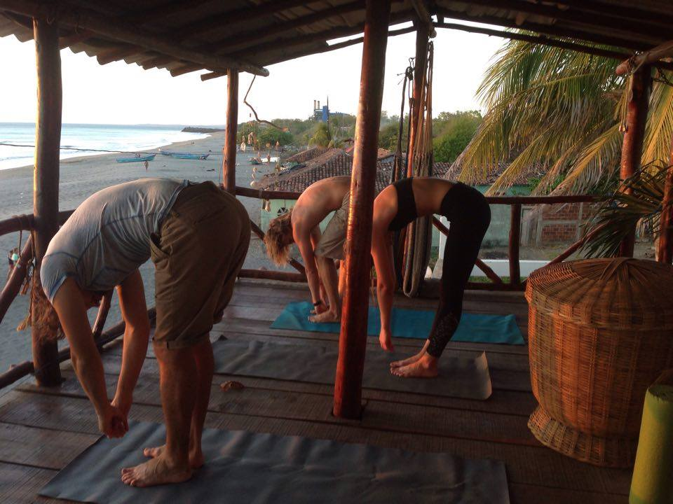 Wellness adventures The rise of health and fitness holidays Yoga in Nicaragua photo by Tamsin Ross Van Lessen