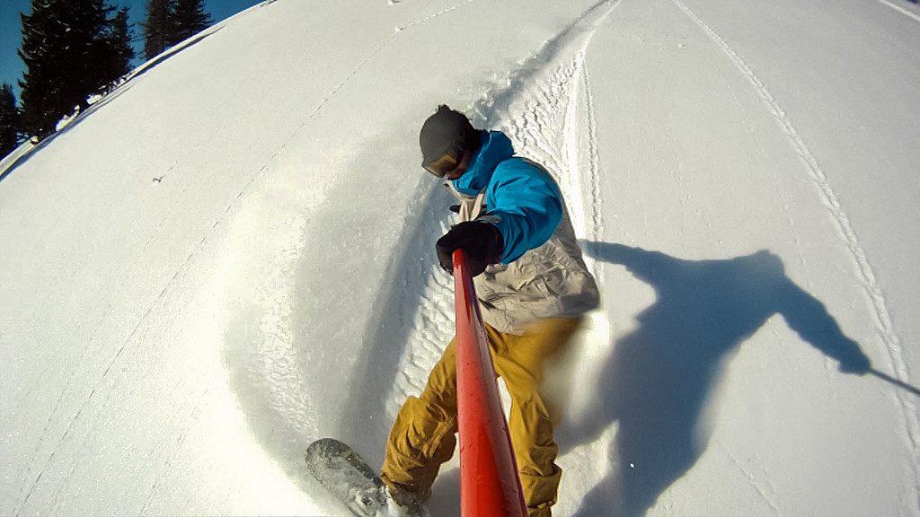 Austrian shred in Kitzbuhel one of the 16 best Austria snowboarding holiday destinations Flickr CC image by rawmeyn