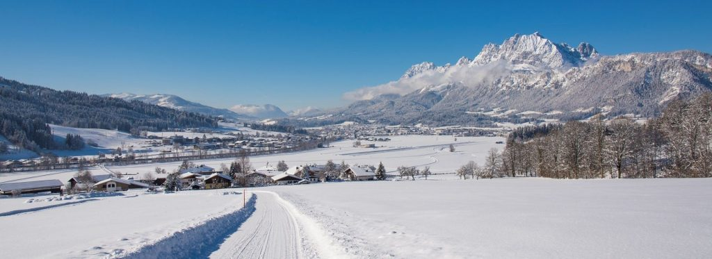 Austrian shred in Saint Johan one of the 16 best Austria snowboarding holiday destinations image courtesy of Kitzbuheler Alpen
