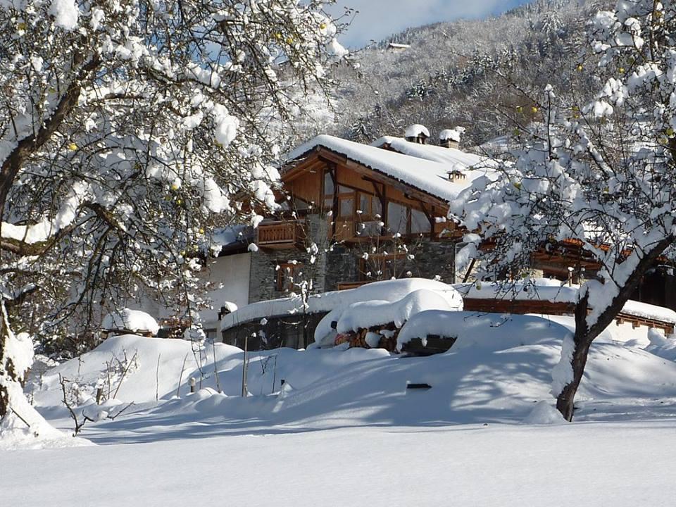 Chalets Paradiski discount: 5% off ski chalets in Paradiski